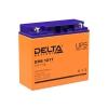 Аккумулятор 12В 17А.ч Delta DTM 1217