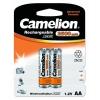 Аккумулятор R6 NI-MN 2500мА.ч BP-2 (блист.2шт) Camelion 6107