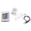 Контроллер RGB ZC-1000RC 12В 3х2А=72Вт (IR) JazzWay 3327385