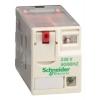 Реле промежуточное RXM4AB 220V AC с инд. SchE RXM4AB2P7