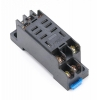 Розетка для ПР 102 2 контакта 10А РР-102 SchE 23235DEK
