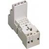Цоколь CR-M2LS для реле CR-M 2ПК ABB 1SVR405651R1100