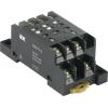 Разъем модульный РРМ77/4(PTF14A) для РЭК77/4(LY4) IEK RRP10D-RRM-4