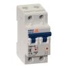 Выключатель автоматический модульный 2п C 16А 6кА OptiDin BM63-2C16-УХЛ3 КЭАЗ 260599