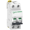 Выключатель автоматический модульный 2п C 10А 6кА iC60N Acti9 SchE A9F79210
