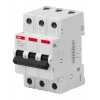Выключатель автоматический модульный 3п C 10А 4.5кА Basic M BMS413C10 ABB 2CDS643041R0104