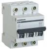 Выключатель автоматический модульный 3п C 16А 4.5кА ВА47-29 GENERICA IEK MVA25-3-016-C