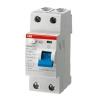 Выключатель дифференциального тока (УЗО) 2п 40А 30мА тип A F202 ABB 2CSF202101R1400