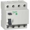 Выключатель дифференциального тока (УЗО) 4п 40А 300мА тип AC EASY9 230В SchE EZ9R64440