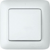 Выключатель 1-кл. СП Прима 6А IP20 бел. (опт. упак.) SchE S16-057-B