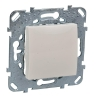 Механизм выключателя 1-кл. СП Unica 10А IP20 (сх. 1) беж. SchE MGU5.201.25ZD
