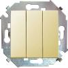 Механизм выключателя 3-кл. СП Simon 15 16А IP20 винт. зажим сл. кость Simon 1591391-031