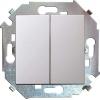 Механизм выключателя 2-кл. СП Simon 15 16А IP20 винт. зажим бел. Simon 1591398-030