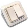 Выключатель 2-кл. СП 6.3А IP20 С56-У02 бел. БЕЛ. ЦЕРКОВЬ С56-У02