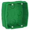 Коробка монтажная СП BLANCA для силовых розеток зел. SchE BLNMK000001