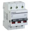 Выключатель нагрузки (мини-рубильник) 3п ВН-32 25А GENERICA IEK MNV15-3-025