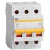 Выключатель нагрузки ВН-32 20А/3П IEK MNV10-3-020