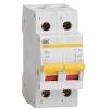 Выключатель нагрузки ВН-32 25А/2П IEK MNV10-2-025
