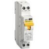 Выключатель автоматический дифференциального тока 1п C 32А 30мА тип A 4.5кА АВДТ-32М IEK MAD32-5-032-C-30