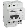 Выключатель автоматический дифференциального тока 2п 40А 30мА АД12 GENERICA IEK MAD15-2-040-C-030