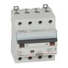 Выключатель автоматический дифференциального тока 4п C 20А 30мА тип AC 10кА DX3 4мод. Leg 411187