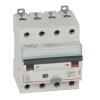 Выключатель автоматический дифференциального тока 4п C 25А 30мА тип AC 10кА DX3 4мод. Leg 411188