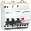Выключатель автоматический дифференциального тока 4п C 16А 30мА тип AC 6кА DPN N Vigi Acti9 SchE A9D31716