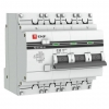 Выключатель автоматический дифференциального тока 3п+N C 32А 30мА тип AC 4.5kA АД-32 PROxima EKF DA32-32-30-4P-pro