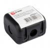 Сжим ответвительный У-733М (16-35/1.5-10кв.мм) (орех) StreamLine розн. стикер EKF y733m-r