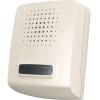 Звонок проводной Сверчок электрон. гонг 220В 80-90дБА бел. Тритон СВ-04