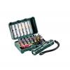 Набор бит 29 предметов + LED фонарик Metabo 626721000