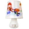 """Светильник светодиодный NL-174 """"Лампа"""" ночник с выкл. 220В Camelion 12530"""