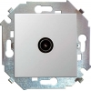 Механизм розетки TV СП Simon15 одиночная бел. Simon 1591475-030
