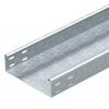 Лоток листовой неперфорированный 400х60 L3000 сталь 0.9мм LKSU 640 FS RU OBO 6048950