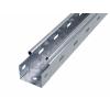 Лоток листовой перфорированный 50х50 L3000 сталь 0.7мм гор. оцинк. DKC 35260HDZ