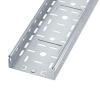 Лоток листовой перфорированный 150х50 L3000 сталь 0.6мм S3 DKC SPL3515