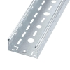 Лоток листовой перфорированный 100х50 L3000 сталь 0.6мм S3 DKC SPL3510