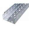 Лоток листовой перфорированный 80х80 L3000 сталь 0.7мм DKC 35301
