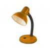 Светильник TLI-204 Orange E27 настол. оранж. Uniel 02166
