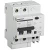 Выключатель автоматический дифференциального тока 2п 20А 30мА АД12 GENERICA IEK MAD15-2-020-C-030