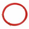 Протяжка кабельная (мини УЗК в бухте) стеклопруток d=3.5мм 20м красн. Rexant 47-1020