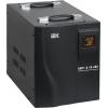 Стабилизатор напряжения HOME СНР 1/220 5кВА переносной IEK IVS20-1-05000