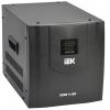 Стабилизатор напряжения HOME СНР 1/220 3кВА переносной IEK IVS20-1-03000