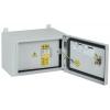 Ящик с понижающим трансформатором ЯТП 0.25 230/12В (2 авт. выкл.) УХЛ2 IP54 IEK MTT12-012-0251-54