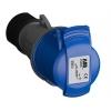 Розетка кабельная 216EC6 Easy&Safe 216EC6 16А 2P+E IP44 6ч ABB 2CMA102003R1000