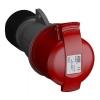 Розетка кабельная 416EC6 Easy&Safe 416EC6 16А 3P+N+E IP44 6ч ABB 2CMA102023R1000