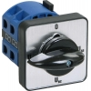 Переключатель кулачковый ПКП63-13/0 63А на 2 полож. откл. - вкл. 400В IEK BCS13-063-1