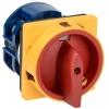 Переключатель кулачковый ПКП25-13/У 25А на 2 полож. откл.-вкл. 400В IEK BCS23-025-1