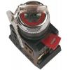 Переключатель AKS22 с ключ. 1-0. 1з+1р IEK BSW10-AKS-2-K02