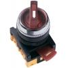 Переключатель ANCLR-22-3 на 3 фикс. полож. кр. 1з+1р IEK BSW10-ANCLR-3-K04